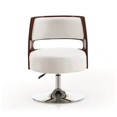 Raguel Adjustable Swivel Side Chair
