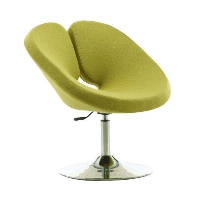 Perch Leisure Lounge Chair NFL Team: Green