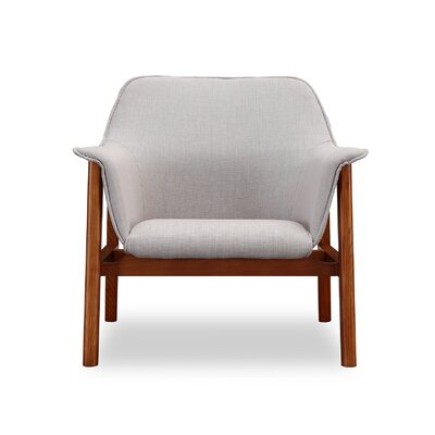Villafane Armchair Upholstery: French Grey
