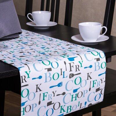 Chef Print Table Runner 13RNR-054871