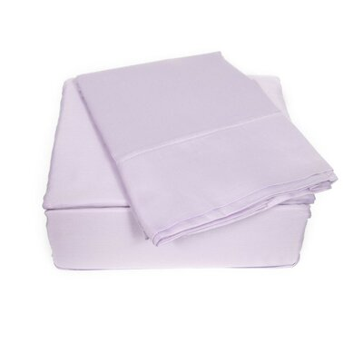 300 Thread Count Sheet Set Size: Full, Color: Lavender