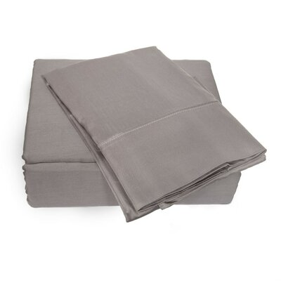 300 Thread Count Sheet Set Size: Queen, Color: Grey