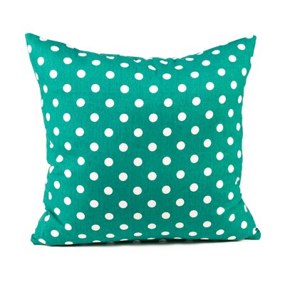 Gregory Cotton Pillow Cover Color: Teal