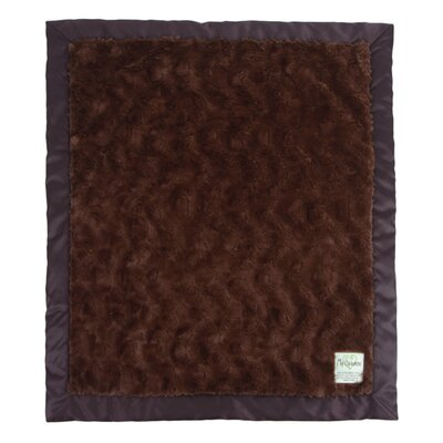 Luxe Bella Throw Color: Chocolate Brown