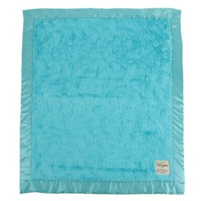 Luxe Bella Throw Color: Turquoise