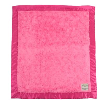 Luxe Bella Throw Color: Raspberry