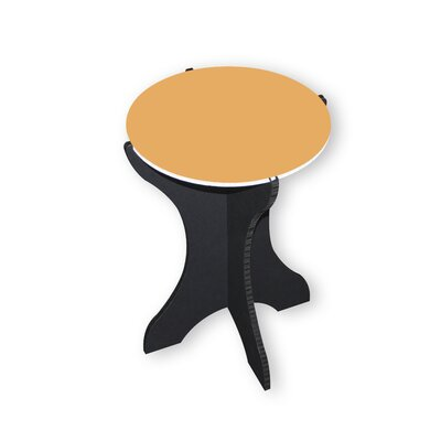 Sarmiento End Table Color: Melon