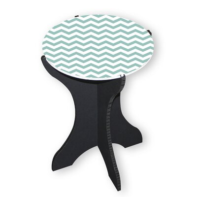 Brookview End Table Color: Aqua