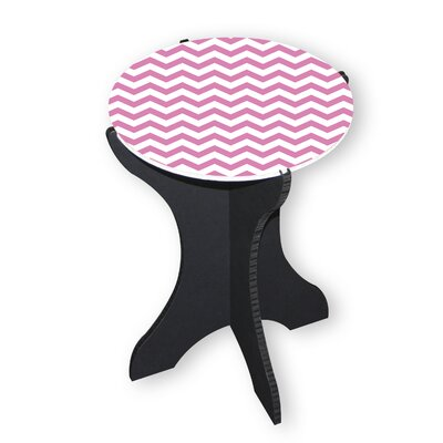 Brookview End Table Color: Fuchsia
