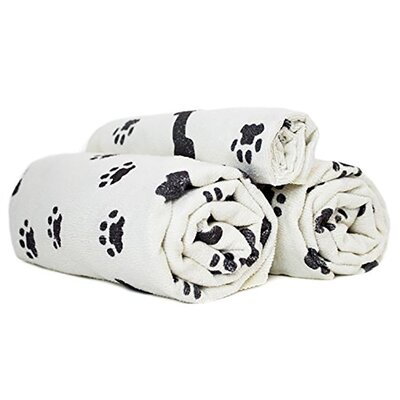 Microfiber Pet Towel Soft Terry Cleaning Cloth
