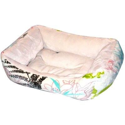 Dawkins Flannel Fleece Pet Bed