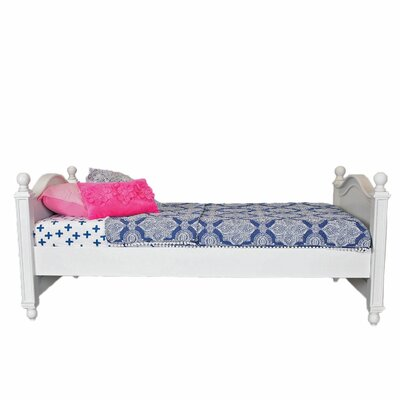 Cowell Platform Bed