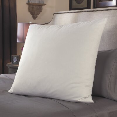Restful Nights� Square Fiber European Pillow