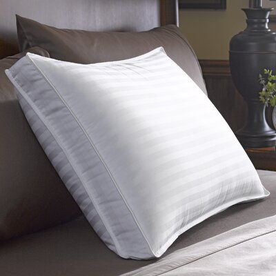 100% Down Pillow Size: 20 x 36