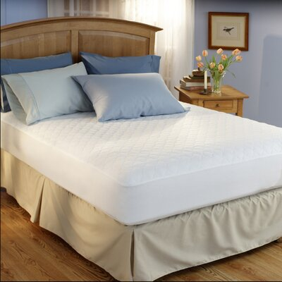 Restful Nights Easy Rest Mattress Pad Size: Twin XL