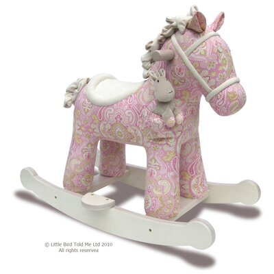 Pixie and Fluff Rocking Horse LB3022