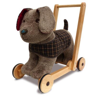 Percy Pup Push Ride-On LB3050