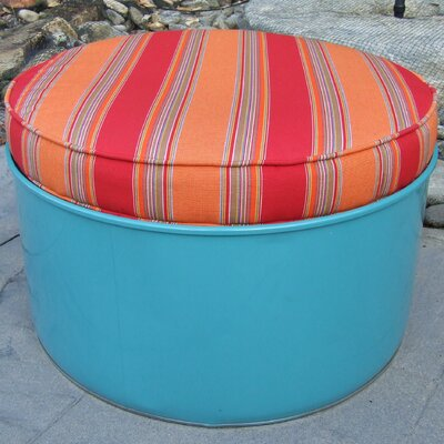 Tahoe Ottoman with Cushion