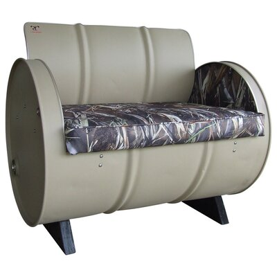 Dead Right There True Timber Camo Armchair