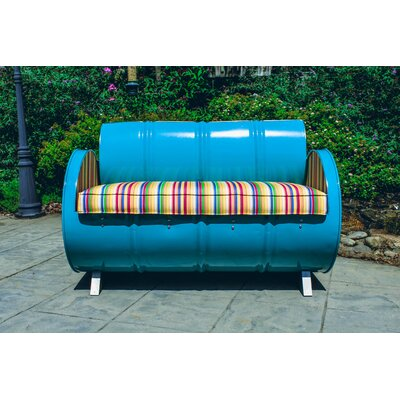Grace-Ann Loveseat with Cushion