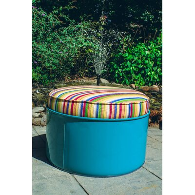 Pham Ottoman with Cushion