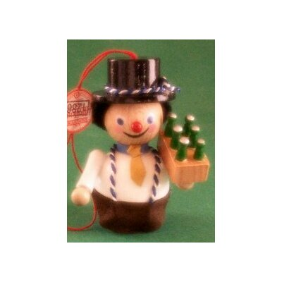 Steinbach Brewmaster Wood Christmas Tree Ornament
