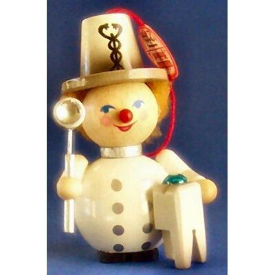 Steinbach Wood Dentist Christmas Tree Ornament