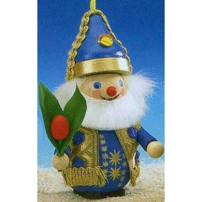 Steinbach Dutch Sinter Klaas Wooden Christmas Ornament