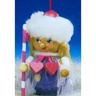 Steinbach Sugar Plum Fairy Wood Christmas Ornament