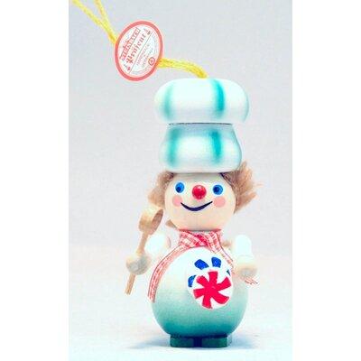 Steinbach Candy Maker German Wooden Christmas Ornament