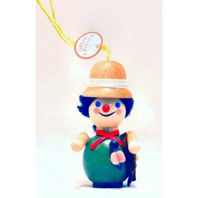 Steinbach Bug Catcher German Wooden Christmas Ornament