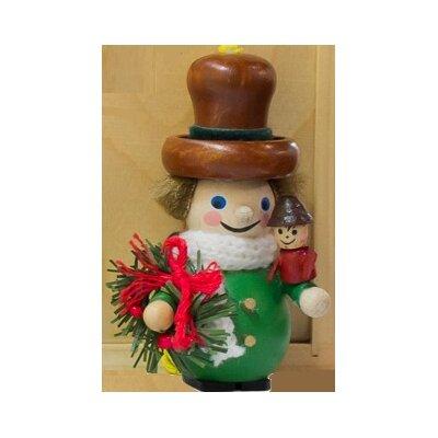 Steinbach Dickens Christmas Carol Bob Cratchit German Ornament