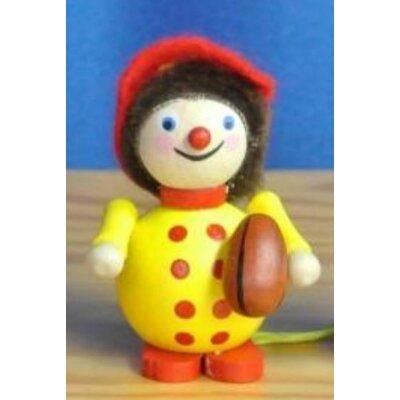 Steinbach American Football Player German Wooden Christmas Ornament