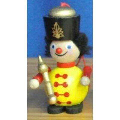 Steinbach Bavarian King Otto German Wooden Christmas Ornament