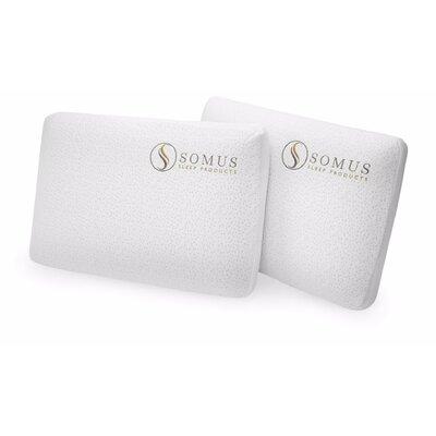 Somus Supreme Memory Foam Standard Pillow