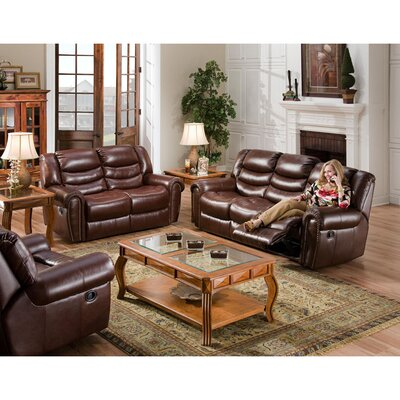 98502A3PC-BU Cambridge Living Room Sets
