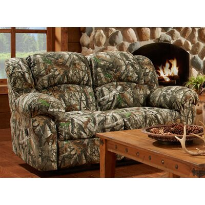 Camo Double Reclining Loveseat