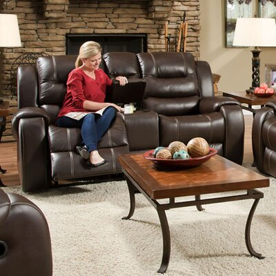 Clark Double Reclining Loveseat