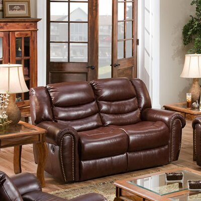 Herring Double Reclining Loveseat