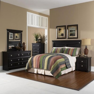 Southampton Panel Customizable Bedroom Set