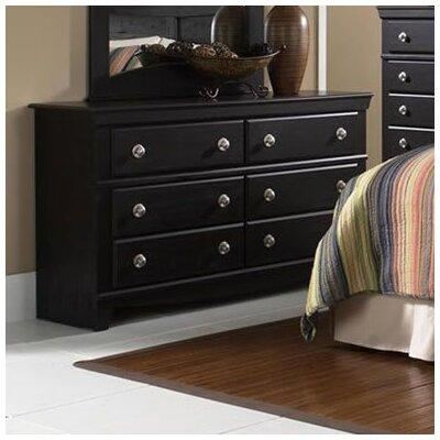 Southampton 6 Drawer Dresser