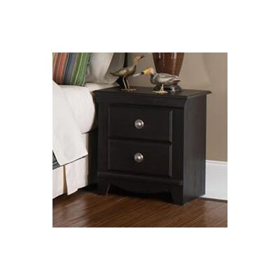 Fralick 2 Drawer Nightstand