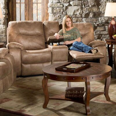 Homestead Reclining Loveseat