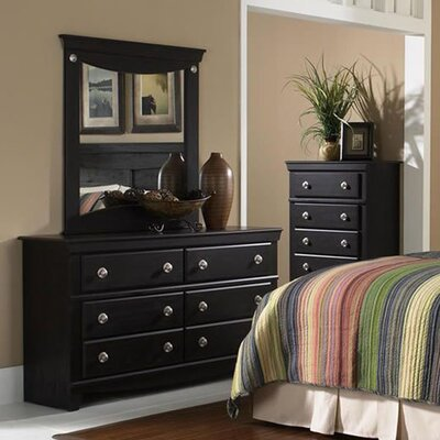 Southampton 6 Drawer Double Dresser