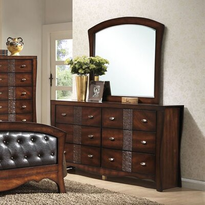 Fairmount 6 Drawer Dresser