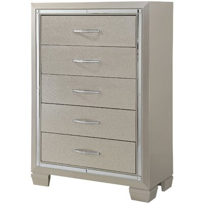 Eisley 5-Drawer Standard Chest