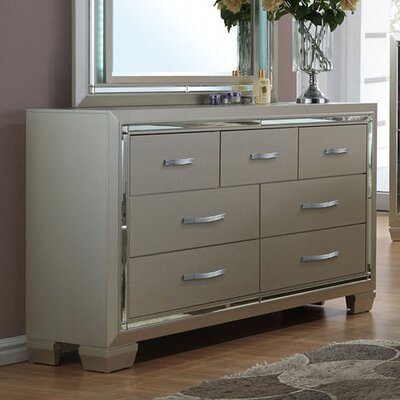 Eisley 7 Drawer Dresser