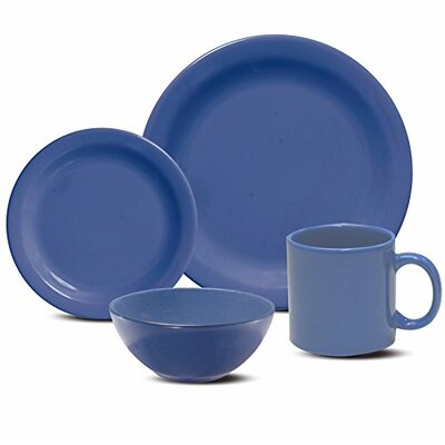 Daily 16 Piece Dinnerware Set, Service for 4 7891361951871
