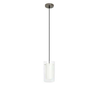 1-Light Mini Pendant Finish: Creme