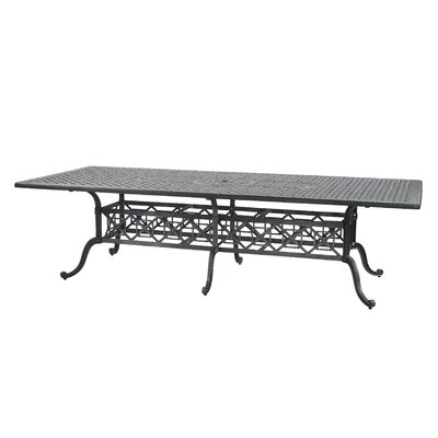 Grand Terrace Dining Table Grand Canyon - Product photo